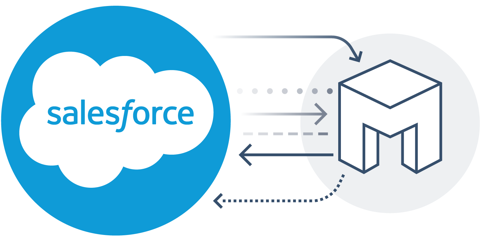 New Mesa Connection: Salesforce